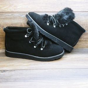 BOBS by Skechers Fur Lined Boots